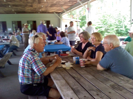 Annual Parish Picnic at Holy Ghost Park July 21, 2013