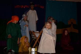 Church School Christmas Yolka: December 2013