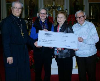 Award Ceremony Holy Ghost Church_CTHP_2014