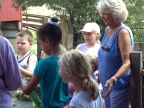 Trip to the farm: shucking corn...