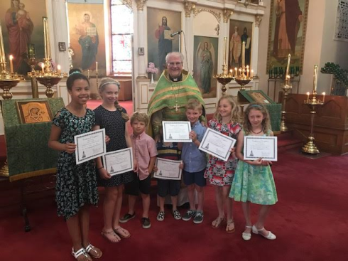 Church School_certiicates_ 2017