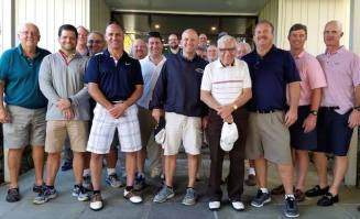 Golf Tournament participants